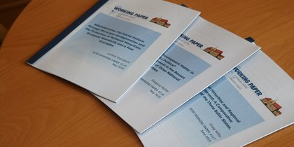 Three recent additions to the ECMI Working Paper series from internal ECMI researchers
